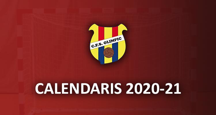 Calendaris Lliga Nacional i Primera Territorial ja disponibles