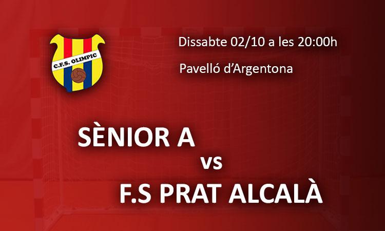 Primer partit de lliga de primera catalana